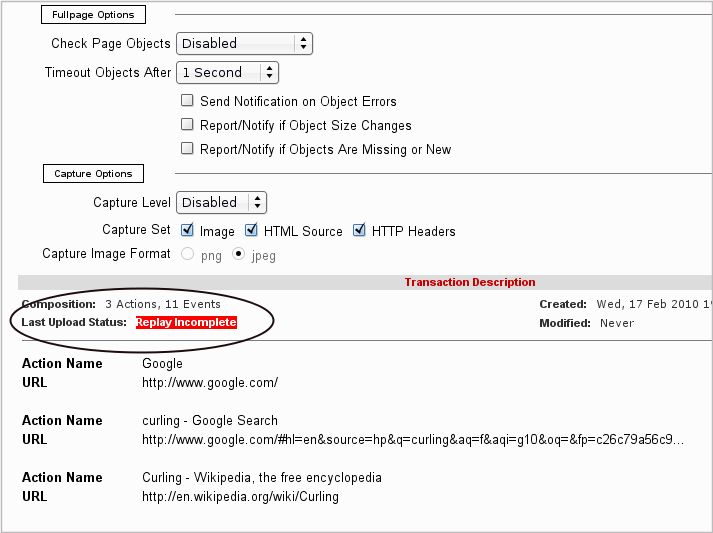 troubleshooting guide alertsite documentation rh support smartbear com 2010 HP Laptop HP Ink 2010