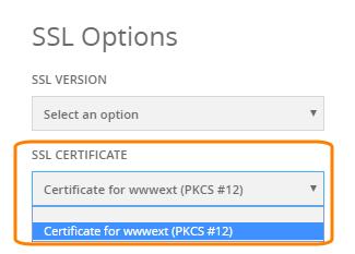 Using SSL Certificates and Java Keystores | AlertSite