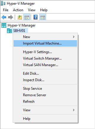 Deploying Private Node Server on Hyper-V | AlertSite