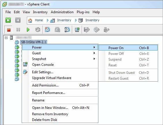 Deploying Private Node Server to a VMware ESXi Host | AlertSite