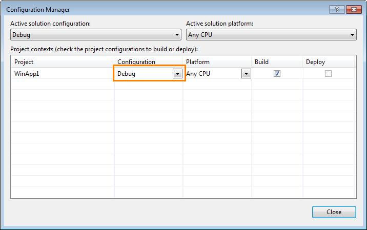 Compiler Settings for Microsoft Visual Basic 2005 - 2017 | AQTime