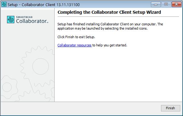 Client Installation | Collaborator Documentation