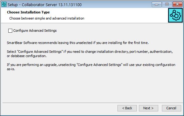 Server Installation Steps | Collaborator Documentation