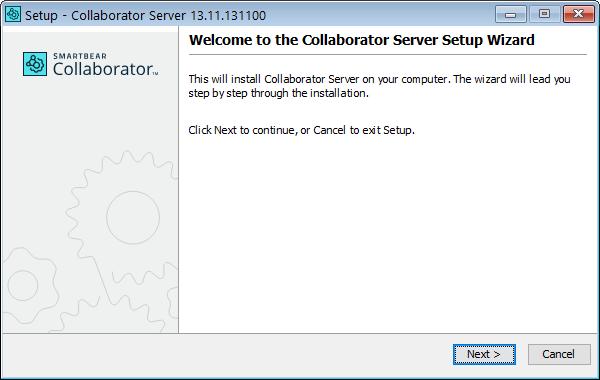 server installation steps collaborator documentation rh support smartbear com