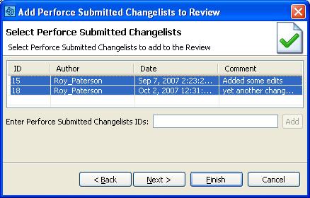 Perforce Integration | Collaborator Documentation
