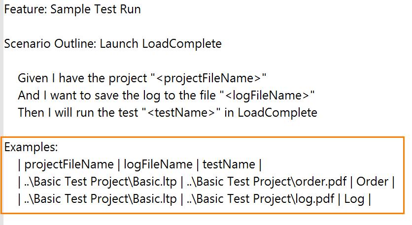 Cucumber Integration | LoadComplete Documentation