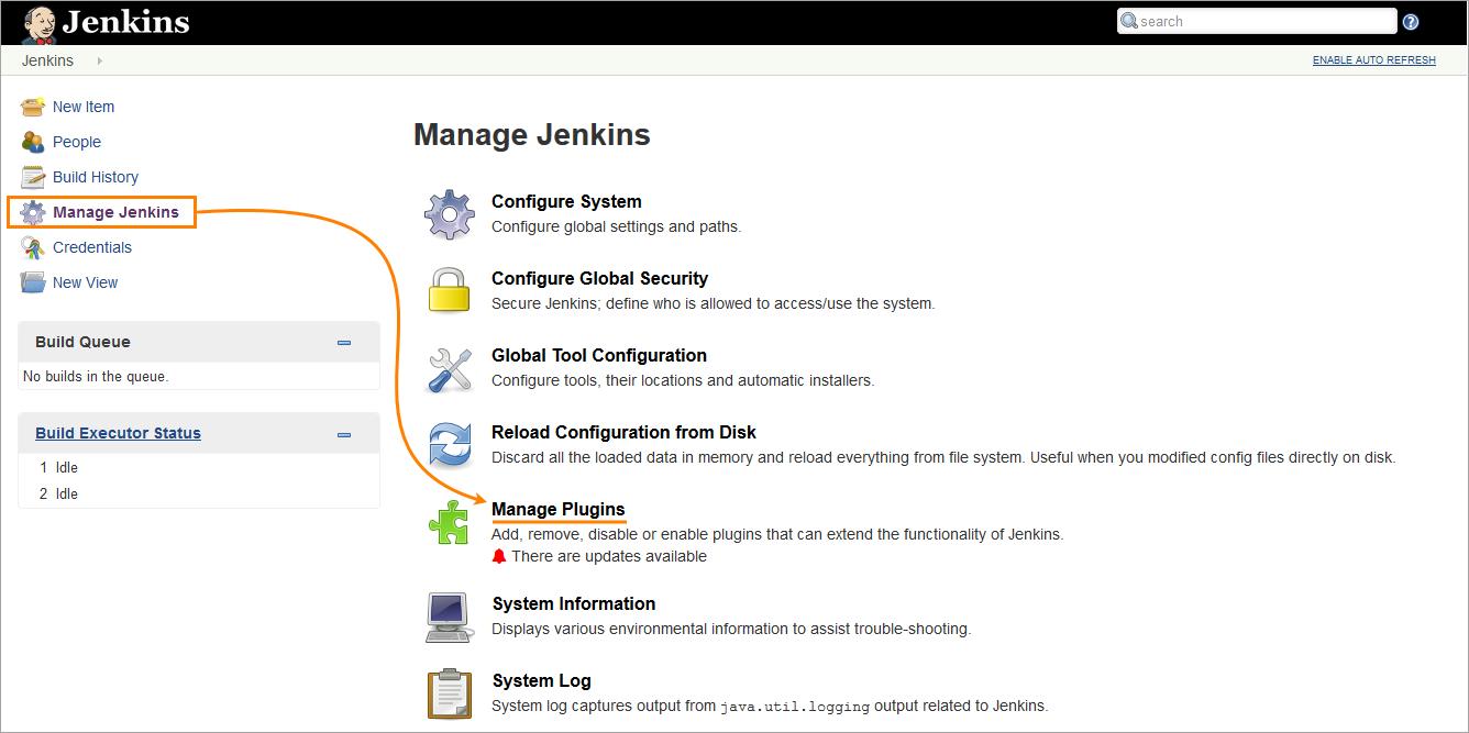 LoadNinja Tests in Jenkins | LoadNinja Documentation