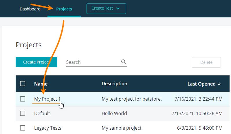 Test Results | LoadNinja Documentation