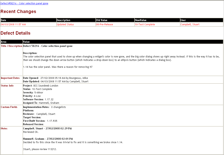 customize email alert templates on premises only qacomplete documentation. Black Bedroom Furniture Sets. Home Design Ideas