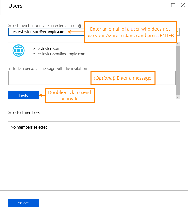 Assign Users to Applications in Azure | QAComplete Documentation