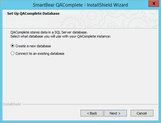 Installation Steps | QAComplete Documentation