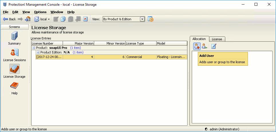 Configure License Server | ReadyAPI Documentation