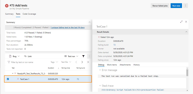 Run ReadyAPI Tests from Azure DevOps (VSTS) | ReadyAPI