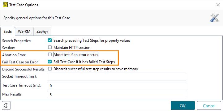 4  Run the Test   ReadyAPI Documentation