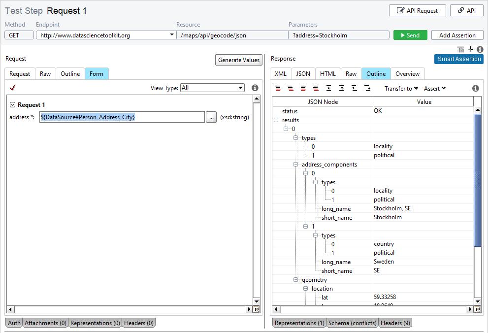 9  Add the Data Source Loop | ReadyAPI Documentation