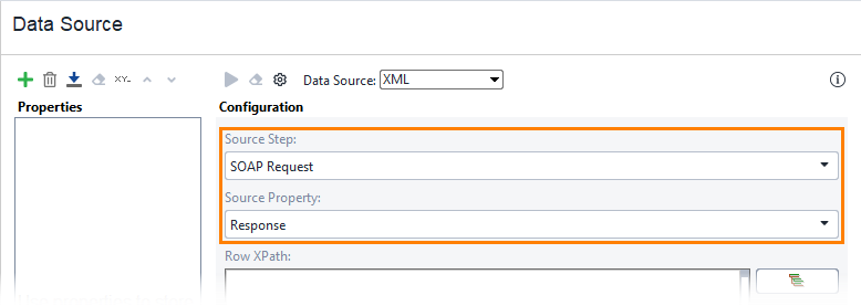 XML Data Source   ReadyAPI Documentation