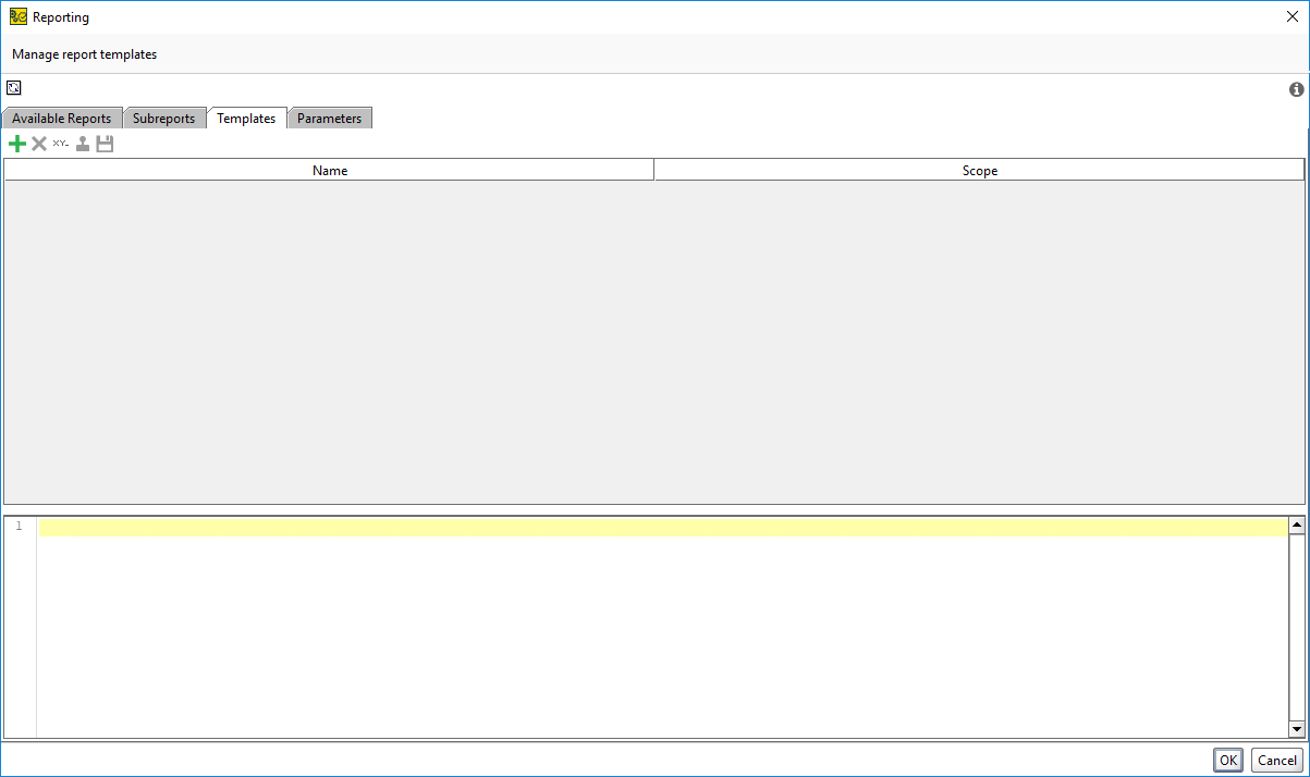 Managing Report Templates | ReadyAPI Documentation