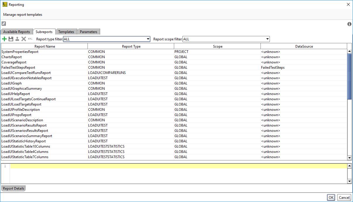 Script Extensions   ReadyAPI Documentation