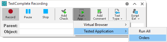Testing ClickOnce Applications - Overview | TestComplete