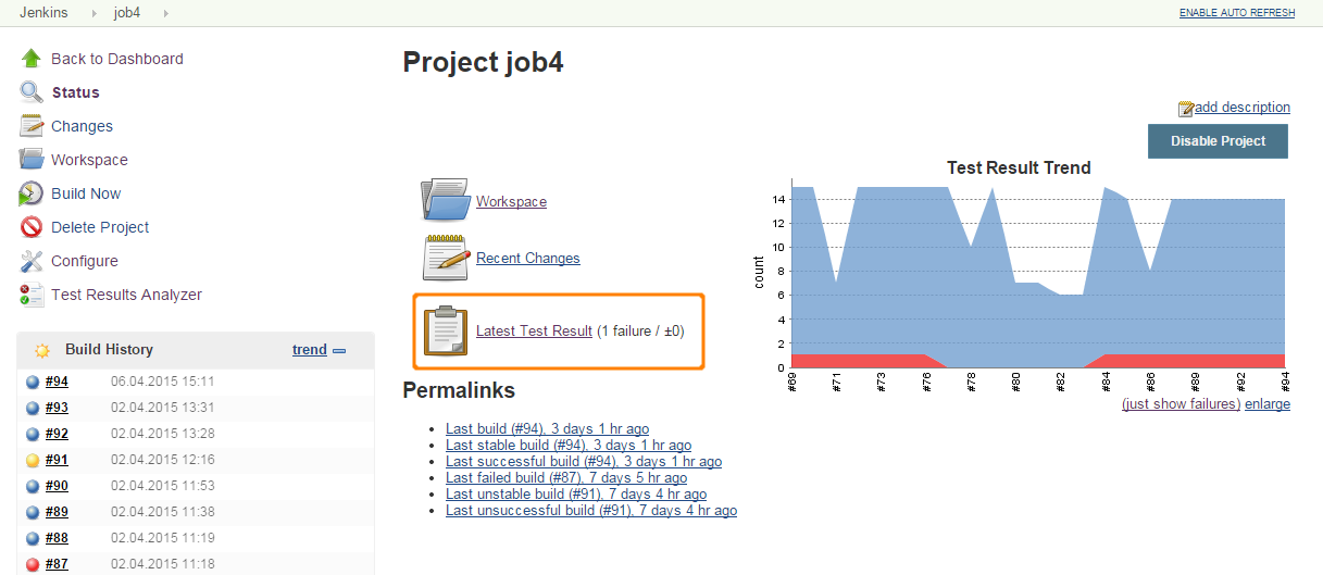 Continuous integration with Jenkins - Tutorial