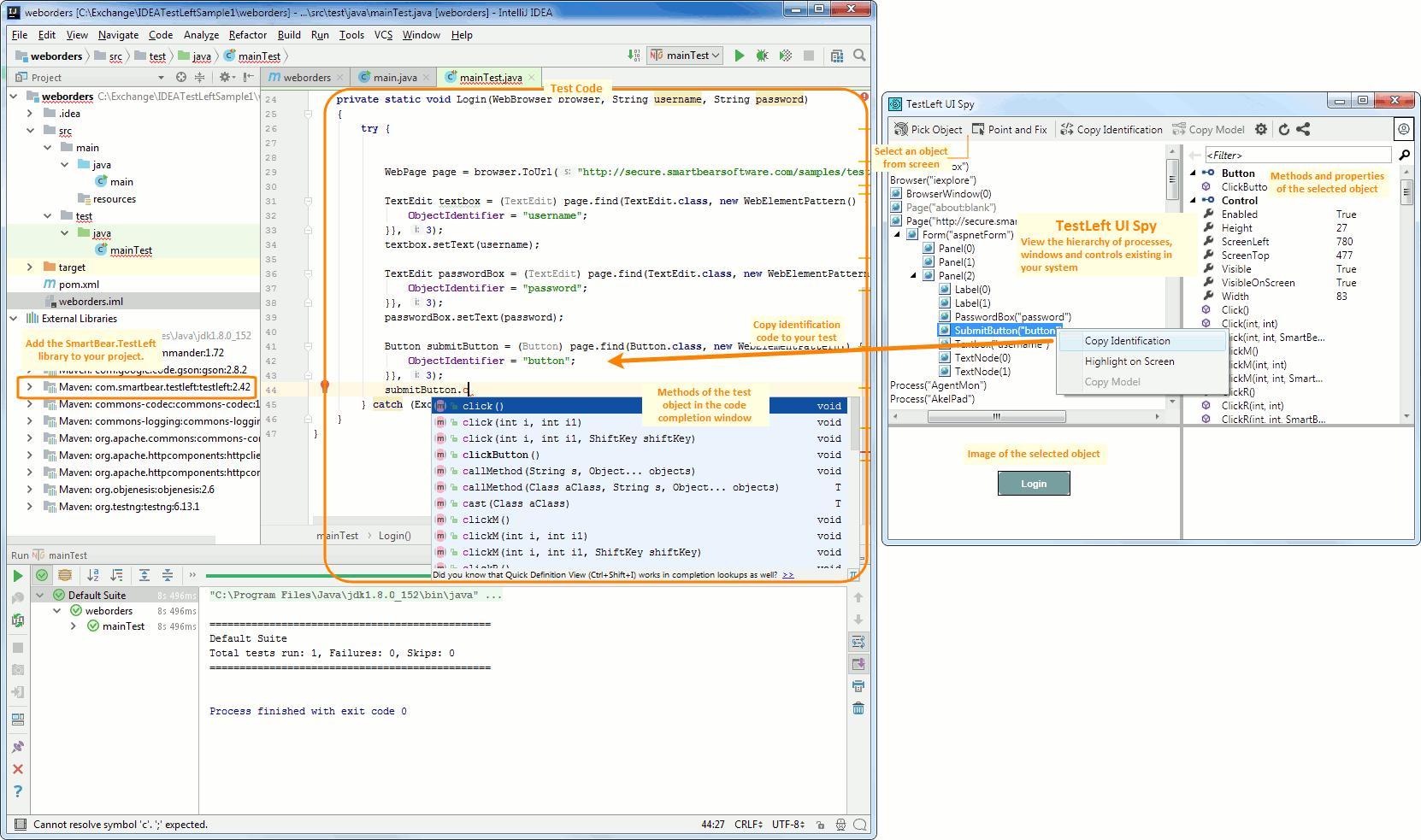 Introducing TestLeft | TestLeft Documentation