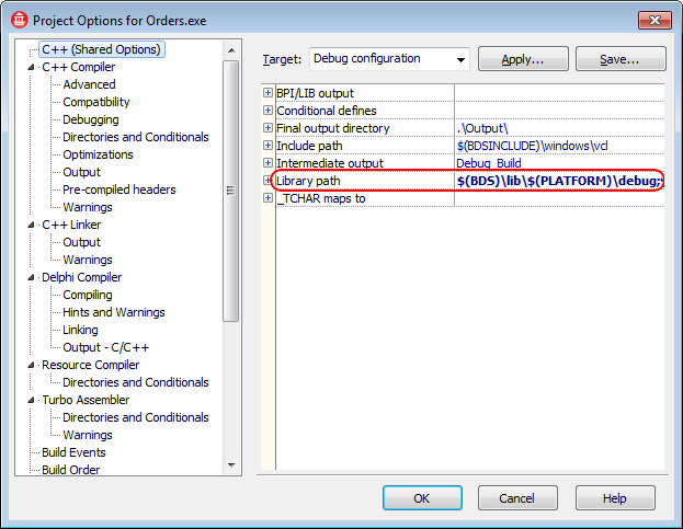 Preparing C++Builder XE2 - XE8 and 10 Applications for Testing