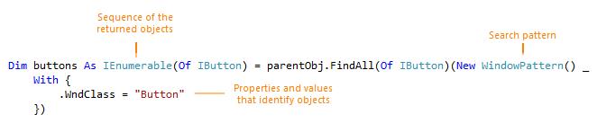 Understanding Object Identification   TestLeft Documentation